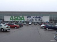 Inghilterra London Disney Walmart Asda